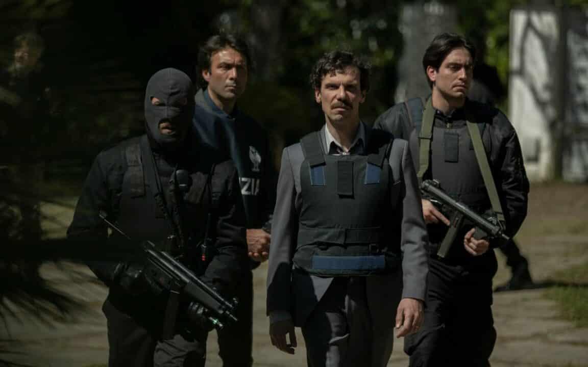 Il Cacciatore 3 Decandenza attori
