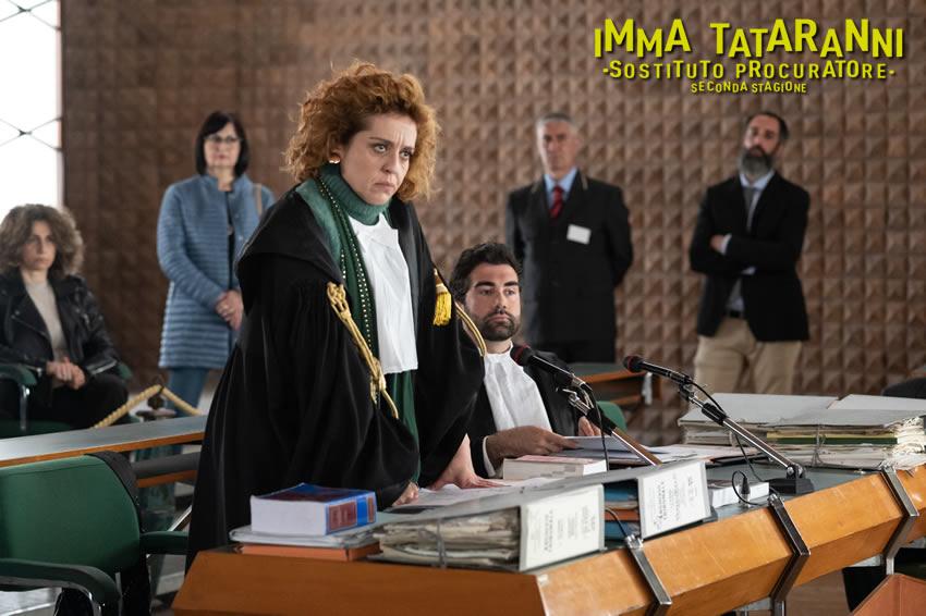 Imma Tataranni Mogli e buoi attori