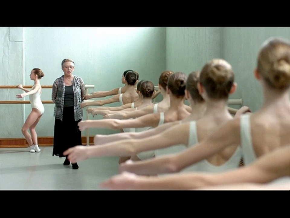 La ballerina del Bolshoi film dove è girato