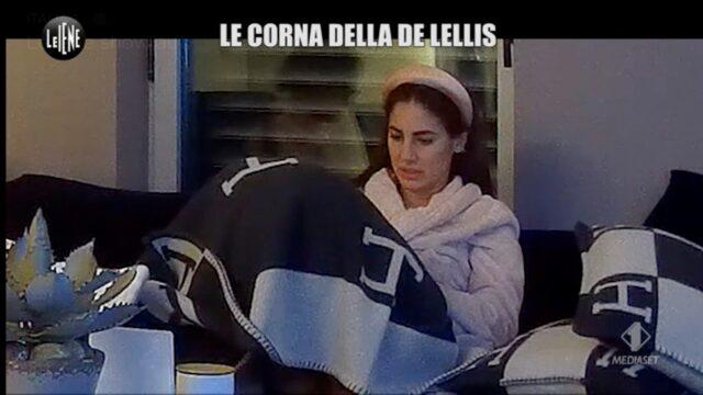 Le Iene Italia 1 Giulia de Lellis