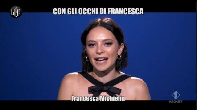 Le Iene francesca michielin