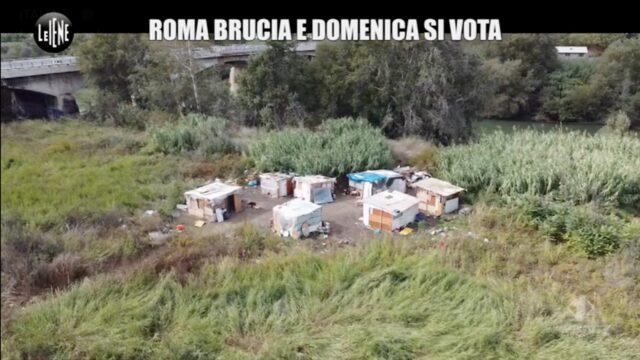 Le Iene seconda puntata Roma