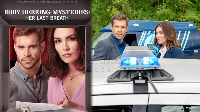 Le indagini di Ruby Herring L'ultimo respiro film Rai 2