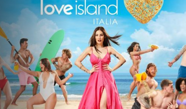 Love Island Italia cover