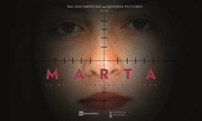 Marta il Delitto della Sapienza cover ufficia