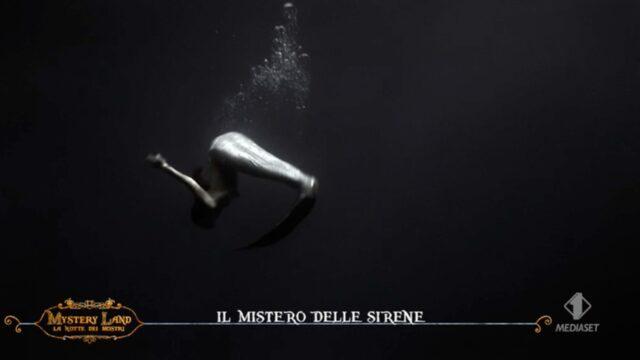 Mystery Land prima puntata Sirene
