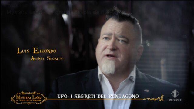 Mystery Land seconda puntata Luis Elizondo