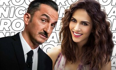 Nicola Savino e Rocio Munoz Morales