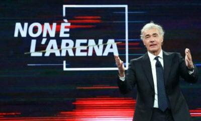 Non è l'Arena 6 ottobre 2021