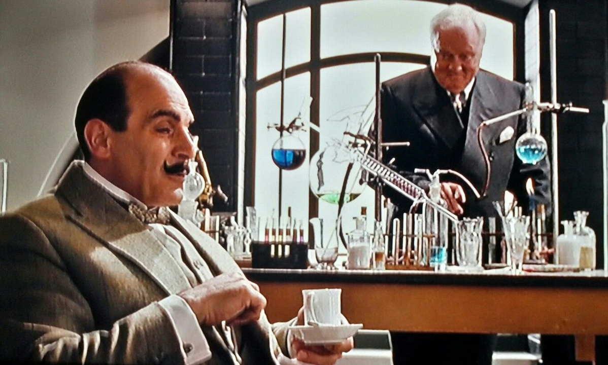 Poirot L'assassinio di Roger Ackroyd film attori