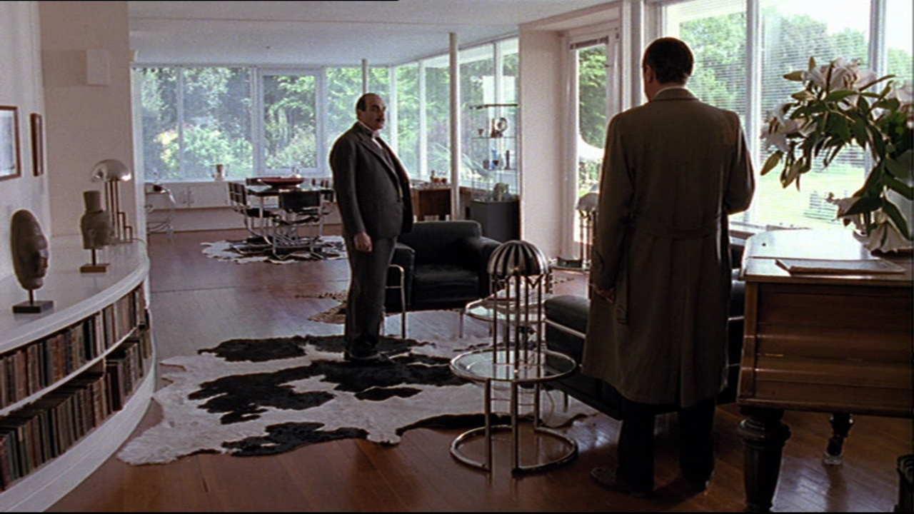 Poirot L'assassinio di Roger Ackroyd film finale