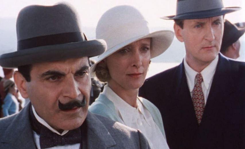Poirot Testimone silenzioso film dove è girato