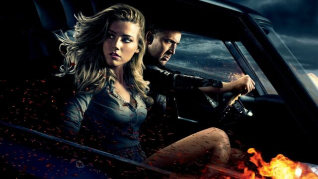 Stasera in tv giovedì 14 ottobre 2021 Drive Angry 3D