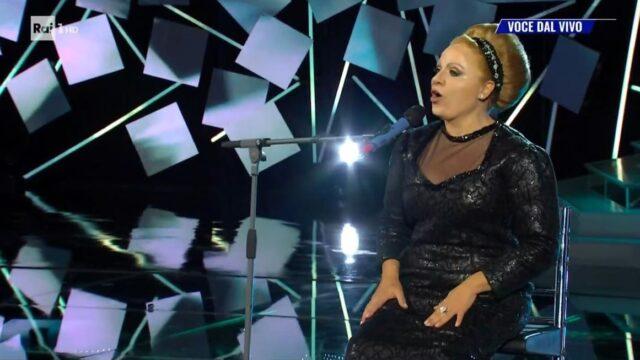 Tale e quale show 8 ottobre Francesca Alotta