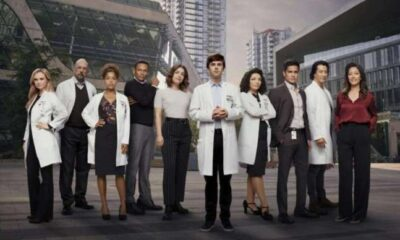 The Good Doctor 4 cast al completo cover