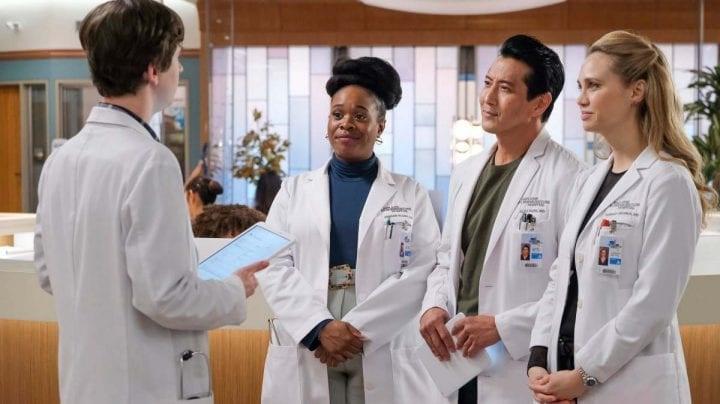The Good Doctor 4 cast attori e personaggi