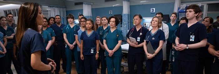 The Good Doctor 4 nuove puntate cast