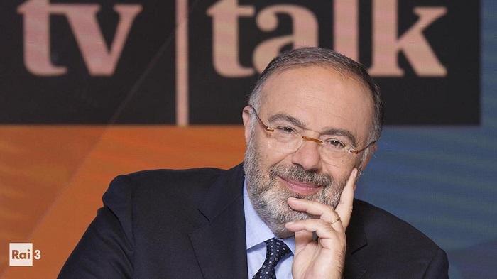 Tv talk 9 ottobre Massimo Bernardini