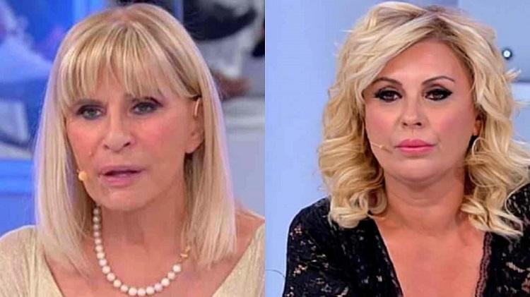 Uomini e Donne Gemma Galgani e Tina Cipollari
