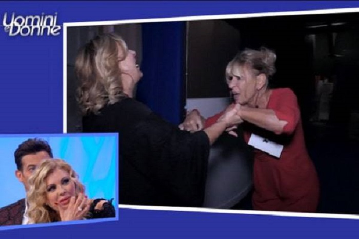 Uomini e Donne Tina contro Gemma