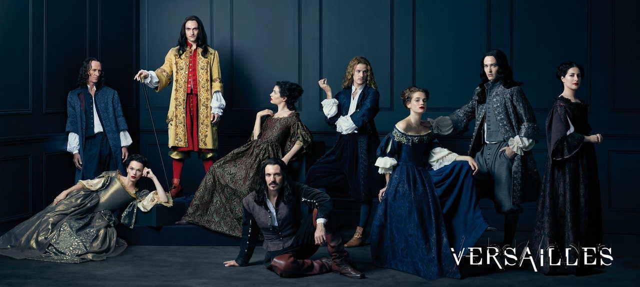 Versailles serie tv La7