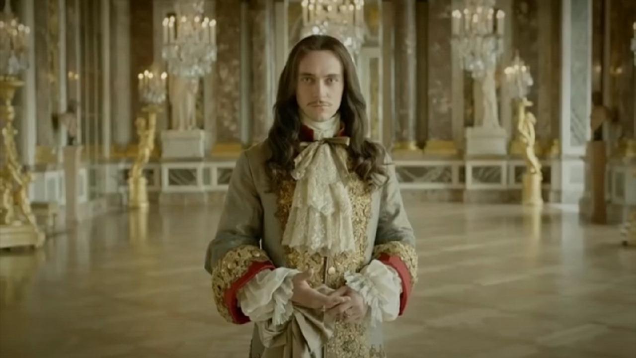 Versailles serie tv attori