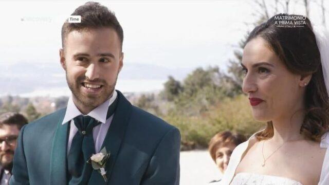 matrimonio a prima vista italia 7 nozze martina davide
