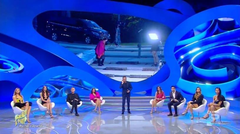 scherzi a parte 17 ottobre Canale 5