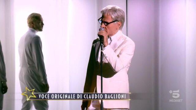 star in the star 7 ottobre Claudio Baglioni